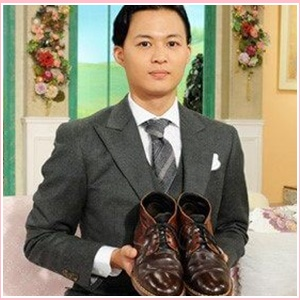 【悲報】花田優一ショック!『40万円』の靴より「5千円ぐらい靴」の方が履きやすい。。。