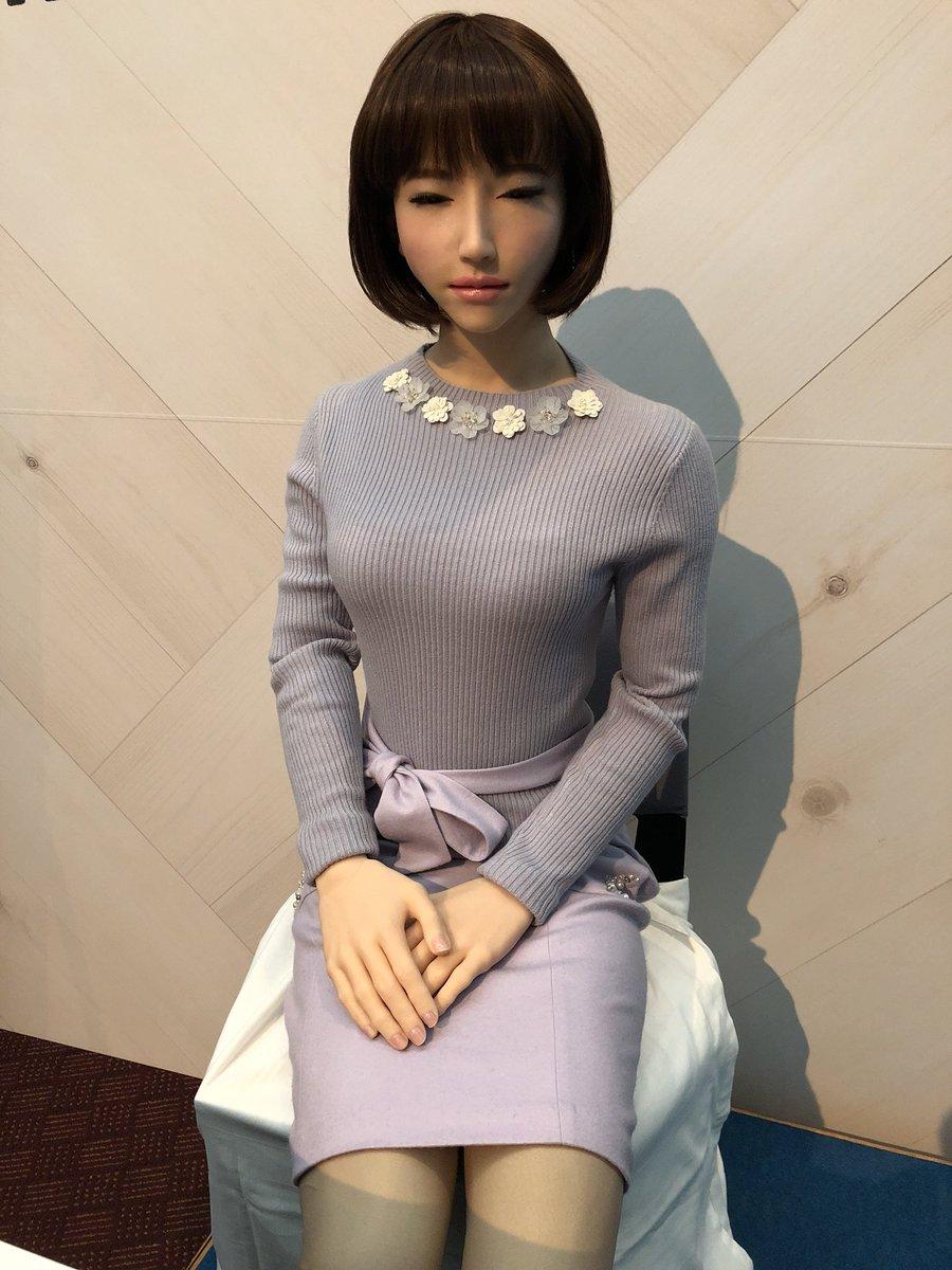 人工知能『ERICA』アンドロイドが主役の映画が始動!