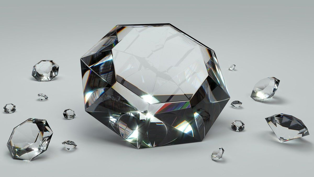 大量に採掘されている『ダイヤモンド』に希少価値などない!世界は組織に騙されている