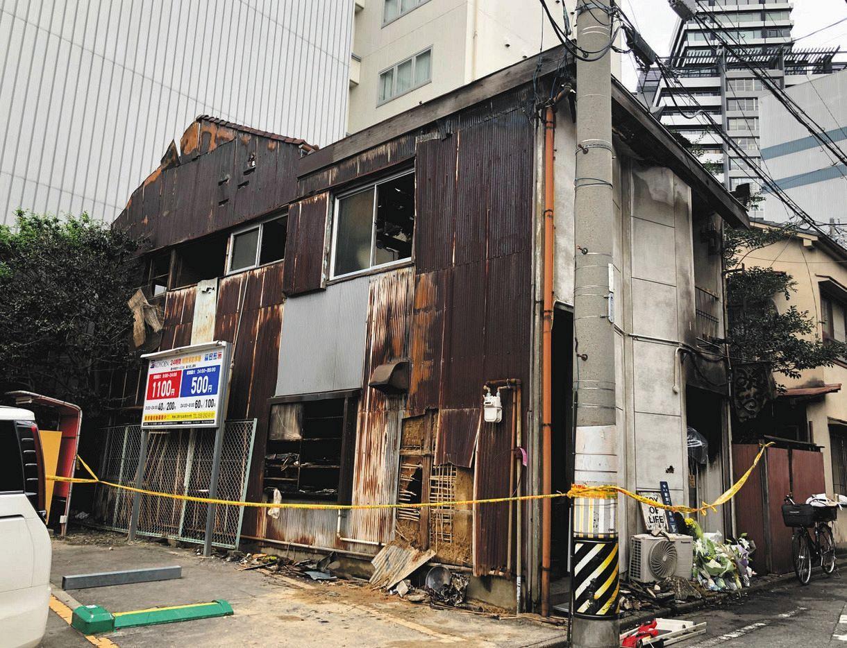 山口智充『ぐっさん家』部屋全焼で一人死亡。