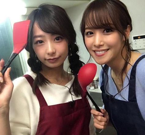 『鷲見玲奈アナ と宇垣美里アナ』仲良し2ショット 二人が消された理由とは?