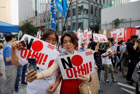 「韓国」北朝鮮の反日精神65.7%を上回り、71.9%に鰻登り