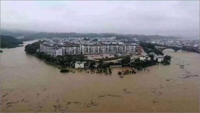 『中三峡ダム』は警戒水位を「3.5メートル」超えてしまう